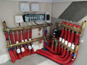 Modernizacja instalacji hydraulicznej konin